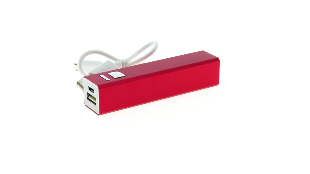 Powerbank como regalo promocional